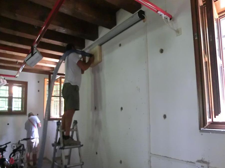 Isolamento termico pareti interne free isolamento pareti for Isolamento termico pareti interne