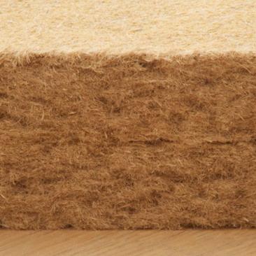 isolamento in fibra di legno - habito srl